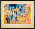"""Miscellaneous Collectibles:General, 1983 """"My Fair Lady"""" Print Signed by LeRoy Neiman...."""
