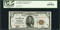 Fr. 1850-C* $5 1929 Federal Reserve Bank Note. PCGS Gem New 65PPQ