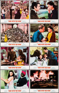 "Movie Posters:Academy Award Winners, Gone with the Wind (MGM, R-1968/1974). Lobby Cards (8) (11"" X 14"").Academy Award Winners.. ... (Total: 8 Items)"