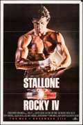 "Movie Posters:Sports, Rocky IV & Other Lot (MGM/UA, 1985). One Sheets (2) (27"" & 40"" & 27"" X 41""). Sports.. ... (Total: 2 Items)"