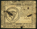 Colonial Notes:Continental Congress Issues, Continental Currency February 26, 1777 $8 Very Good-Fine.. ...