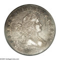 Early Half Dollars: , 1801 50C XF45 NGC. O-101, R.3. A pleasing Choice XF example of thispopular variety. The surfaces have steel-gray patina wi...