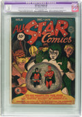 Golden Age (1938-1955):Superhero, All Star Comics #8 Incomplete (DC, 1942) CGC Apparent PR 0.5Moderate to Extensive (C-4) Cream to off-white pages....