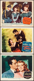 "Movie Posters:Musical, Down to Earth & Others Lot (Columbia, 1947). Lobby Cards (3) (11"" X 14""). Musical.. ... (Total: 3 Items)"