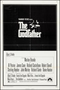 "Movie Posters:Crime, The Godfather (Paramount, 1972). One Sheet (27"" X 41""). Crime.. ..."