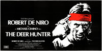 "The Deer Hunter (EMI, 1978). British 30 Sheet (125"" X 204"")"