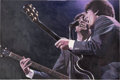 Music Memorabilia:Original Art, Beatles - Harmony Original Oil painting by Eric Cash....