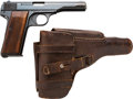 Handguns:Semiautomatic Pistol, Belgian FN Browning Semi-Automatic Pistol.... (Total: 2 Items)