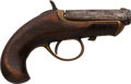 Handguns:Derringer, Palm, Williamson Single Shot Deringer....