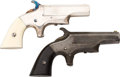 Handguns:Derringer, Palm, Lot of Two Southerner Deringer Pistols.... (Total: 2 Items)