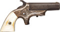 Handguns:Derringer, Palm, Brown Mfg. Co. Southerner Deringer....
