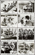 """Movie Posters:Adventure, Walk into Hell (Patric, 1957). Photos (121) (8"""" X 10""""). Adventure..... (Total: 121 Items)"""
