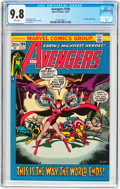 Bronze Age (1970-1979):Superhero, The Avengers #104 (Marvel, 1972) CGC NM/MT 9.8 Off-white to white pages....