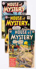 Silver Age (1956-1969):Horror, House of Mystery Group of 37 (DC, 1951-68) Condition: AverageGD/VG.... (Total: 37 Comic Books)