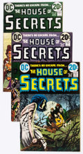 Bronze Age (1970-1979):Horror, House of Secrets #106-120 Group (DC, 1973-74) Condition: AverageVF-.... (Total: 15 Comic Books)