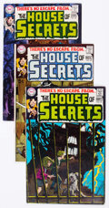 Bronze Age (1970-1979):Horror, House of Secrets Group of 24 (DC, 1969-73) Condition: AverageFN.... (Total: 24 Comic Books)