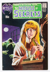 House of Secrets #92 (DC, 1971) Condition: FN