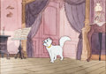 Animation Art:Production Cel, The Aristocats Duchess Production Cel and Master PaintedBackground (Walt Disney, 1970). ...