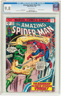 Bronze Age (1970-1979):Superhero, The Amazing Spider-Man #154 (Marvel, 1976) CGC NM/MT 9.8 Off-white pages....