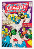 Silver Age (1956-1969):Superhero, Justice League of America #21 (DC, 1963) Condition: FN+....