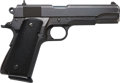 Handguns:Semiautomatic Pistol, Remington Rand Model 1911 Semi-Automatic Pistol....