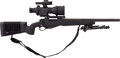Long Guns:Bolt Action, Belgian FN Herstal Special Police Bolt Action Rifle with TelescopicSight....