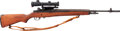 Long Guns:Semiautomatic, U.S. Springfield Armory M1A Semi-Automatic Rifle with TelescopicSight....