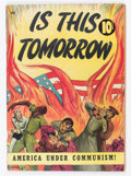 Golden Age (1938-1955):Religious, Is This Tomorrow #1 (Catechetical Guild, 1947) Condition: FN....