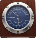 Timepieces:Clocks, Panerai PAM 256 Desktop Hygro-Thermometer OP 6678 . ...