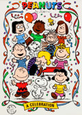 Animation Art:Limited Edition Cel, Peanuts: A Celebration Limited Edition Sericel (Peanuts FilmGallery, 1994). ...