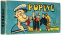 Big Little Book:Cartoon Character, Big Little Book #1051 Adventures of Popeye (Whitman, 1934)Condition: FR/GD....