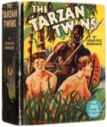 Big Little Book:Adventure, Big Little Book #770 The Tarzan Twins (Whitman, 1935) Condition: FN....