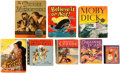 Big Little Book:Miscellaneous, Big Little Book Classic Literature Group of 8 (Whitman,1930s-40s).... (Total: 8 Comic Books)