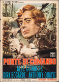 "Movie Posters:Adventure, Damn the Defiant! (Columbia, 1962). Italian 2 - Fogli (39.25"" X55""). Adventure.. ..."