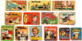 Big Little Book:Miscellaneous, Big Little Book Low Grade/Damaged Group of 12 (Whitman,1930s-40s).... (Total: 12 Comic Books)