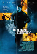 "Movie Posters:Action, The Bourne Identity & Others Lot (Universal, 2002). One Sheets(4) (Approx. 27"" X 40""). DS Advance. Action.. ... (Total: 4 Items)"