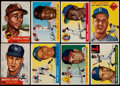 Baseball Cards:Lots, 1952 to 1955 Topps Baseball Collection (20)....