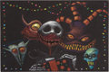 Animation Art:Concept Art, Tim Burton's Nightmare Before Christmas Jack Skellington Concept Art (Touchstone/Walt Disney, 1993)....