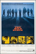 """Movie Posters:Western, The Wild Bunch (Warner Brothers, 1969). One Sheet (27.5"""" X 41"""").Western.. ..."""