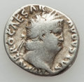 Ancients:Roman Imperial, Ancients: Lot of four AR denarii of Nero (AD 54-68). About Fine....(Total: 4 coins)