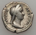 Ancients:Roman Imperial, Ancients: Lot of five AR denarii of Sabina (AD 128-136/137). Nearly VF.... (Total: 5 coins)