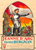 "Movie Posters:Drama, Joan of Arc (RKO, 1948). Set of 3 Full-Bleed French Grandes(Approx. 45"" X 61.5"") Bernard Lancy Artwork.. ... (Total: 3 Items)"