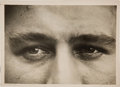 "Baseball Collectibles:Photos, 1927 Lou Gehrig ""Eyes"" Original News Photograph by Charles Conlon,PSA/DNA Type 1...."