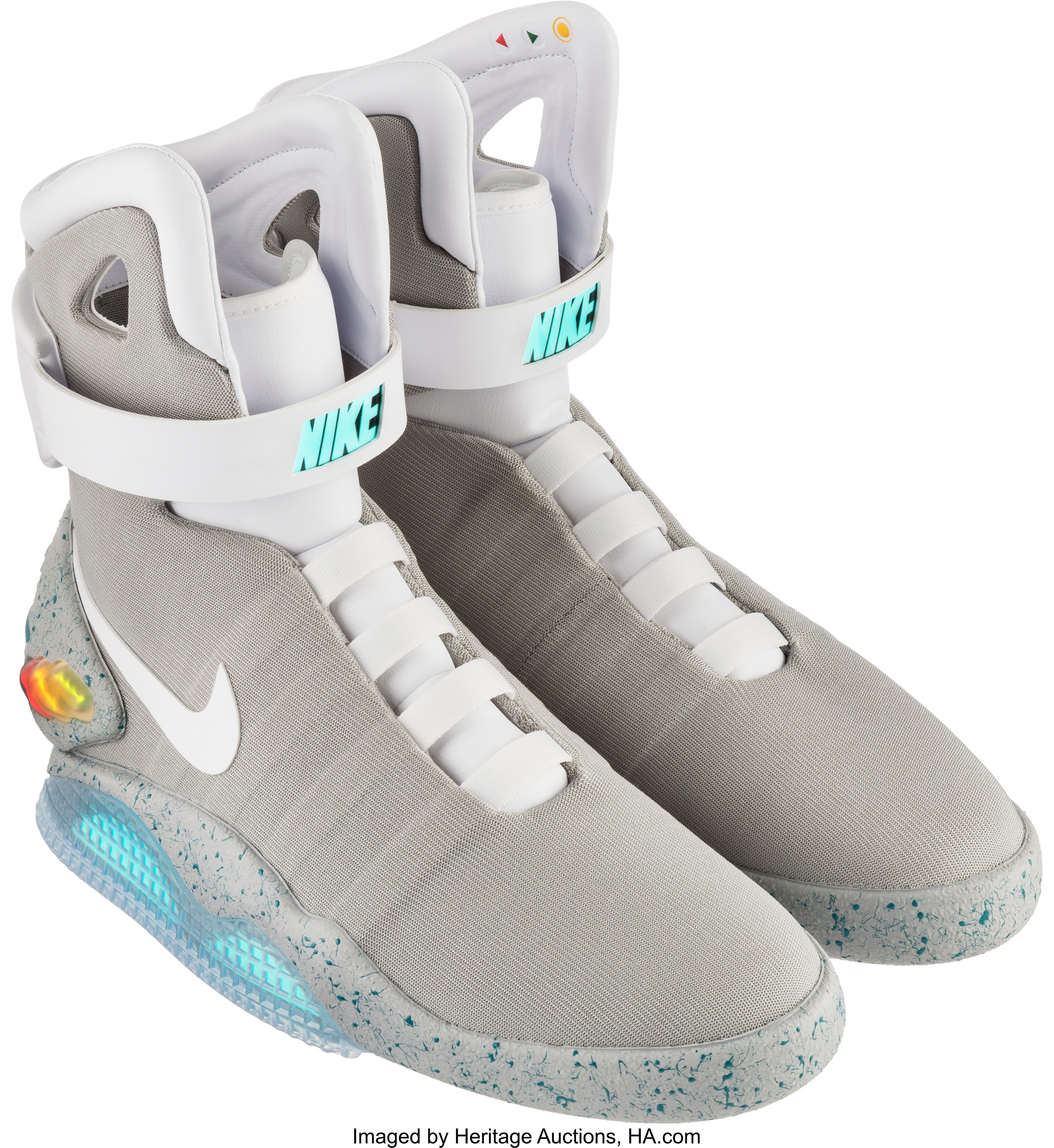 official images new product best sell Nike. Air Mag (Back to the Future), Multi-Color/Multi-Color, 2016 ...
