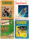 Pulps:Science Fiction, Assorted Science Fiction Pulps Group of 13 (Various, 1929-53)Condition: Average GD.... (Total: 13 Comic Books)