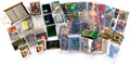 Memorabilia:Trading Cards, Super Hero Trading Cards Group (Various Publishers, 1975-2000)Condition: Average FN....