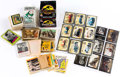 Memorabilia:Trading Cards, Miscellaneous Trading Cards Group (Various Publishers, 1960s-90s)Condition: Average VG....