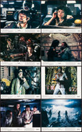 """Movie Posters:Science Fiction, Alien (20th Century Fox, 1979). Mini Lobby Card Set of 8 (8"""" X10""""). Science Fiction.. ... (Total: 8 Item)"""