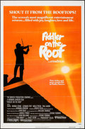 """Movie Posters:Musical, Fiddler on the Roof (United Artists, R-1979). One Sheet (27"""" X 41"""") & Lobby Card Set of 8 (11"""" X 14""""). Musical.. ... (Total: 9 Items)"""