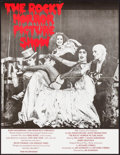 "Movie Posters:Rock and Roll, The Rocky Horror Picture Show (20th Century Fox, 1975). Poster (17""X 22"") & Lobby Cards (6) (11"" X 14""). Rock and Roll.. ...(Total: 7 Items)"